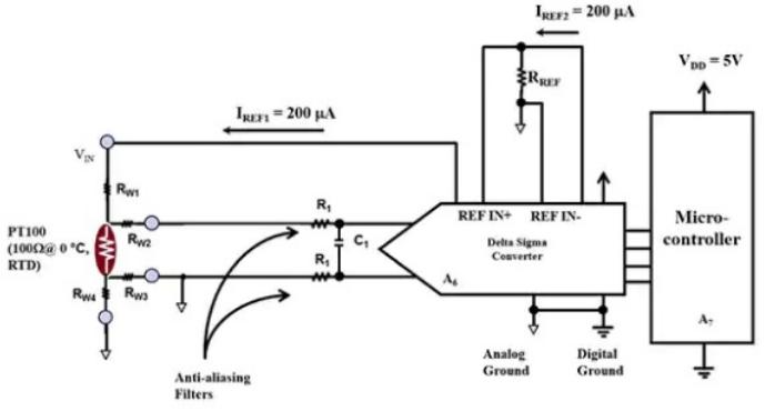 三角积分ADC转换器的详细资料和电路图