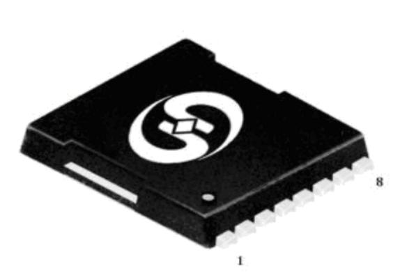 适合BMS及电机驱动应用的大电流高耐受能力MOSFET 100V 2.5mΩTOLL产品