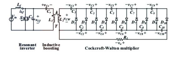 諧振電感式升壓DC/DC轉換器的電路設計