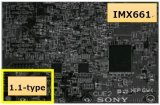 索尼发布1.2亿像素工业用途中画幅图像传感器IMX661