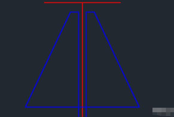 什么是盤錐天線,盤錐天線各部分尺寸標注