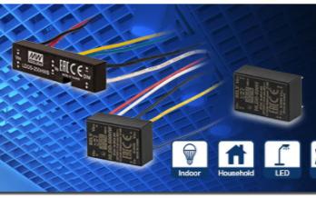 明纬推出NLDD-H系列新型LED驱动电源