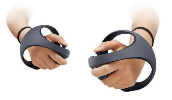 索尼推出具有触觉反馈的PS5的新VR控制器