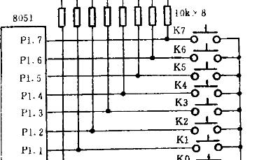综述单片机的键盘接口技术