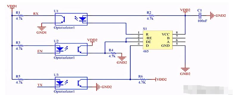为什么485电路需加隔离,实现485隔离的四种方案