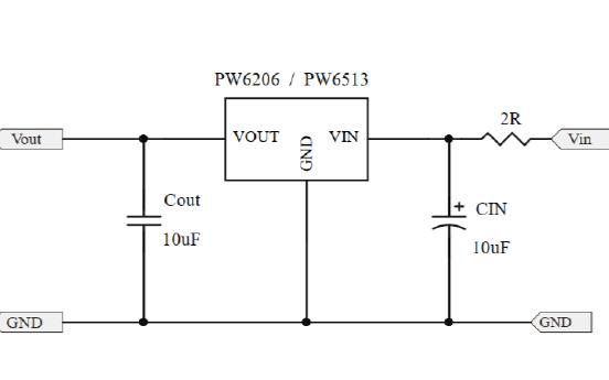 24V转5V和转3.3V的稳压芯片方案和电路图免费下载