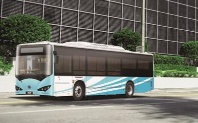 交付荷兰、哥伦比亚电动大巴后 比亚迪电动巴士将登陆日本京都