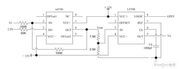 基于S3C44B0X微处理器实现运动系统电流信号采集电路的设计