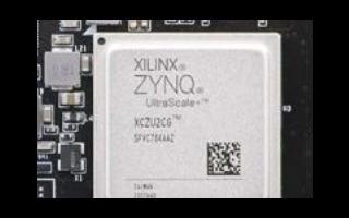 ACU2CG MPSOC核心板發布 Xilinx Zynq UltraScale+MPSoC再添一員