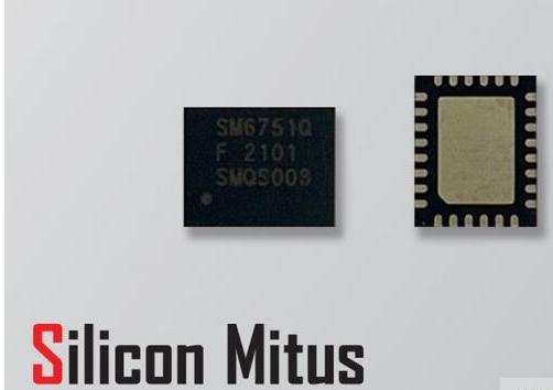 Silicon Mitus推出适用于汽车液晶显示器的SM6751Q 电源管理IC