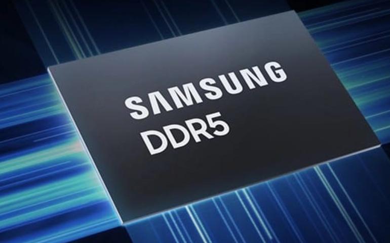 三星下半年开始向DDR5过渡 DDR5比上一代产品速度快一倍