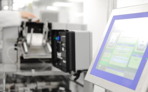 永宏PLC在生产目标管理板上的控制改造