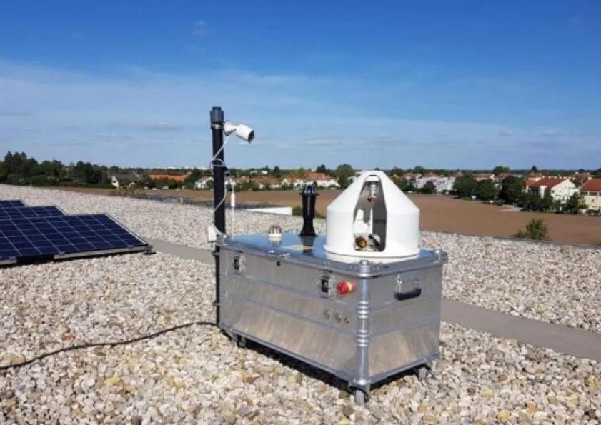 全球第一個全自動城市溫室氣體排放傳感器網絡在慕尼黑投放使用