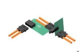 TE Connectivity上新|Dynamic D8000系列電源連接器,最大承載電流100A