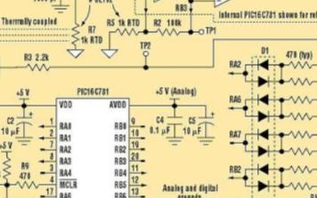 基于薄膜鉑電阻溫度傳感器和微處理器降低熱線風速計的應用成本