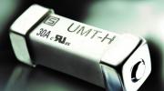 小型UMT-H表面貼裝保險絲的額定電流高達50A
