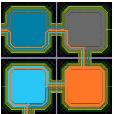 X-FAB增強工藝改進顯著提升光電二極管響應速度