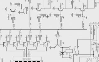 基于48/46系列8bit单片机实现微波炉控制器...
