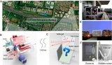 中科大實驗實現了1.43公里的遠距離非視域成像