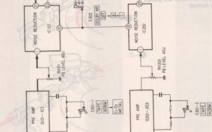 索尼磁带机WM-DC2规格说明书