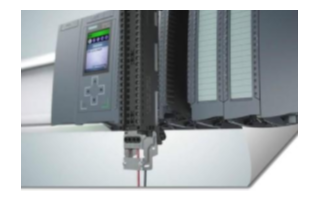 PLC的启动方式在什么模块上进行设置?