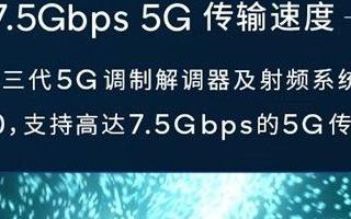 高通5G芯片将致力于打造一个畅通无阻的连接体验