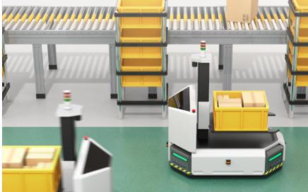 关于AGV应用其五大工程机械厂商的研发方向