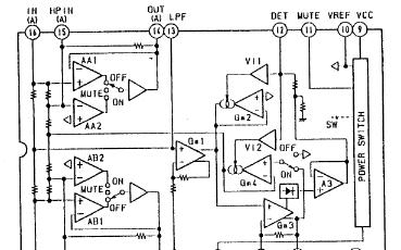 索尼磁带随身听WM-DD33规格说明书