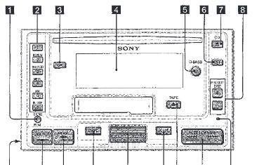 索尼磁带环绕音响WX-C55维修手册