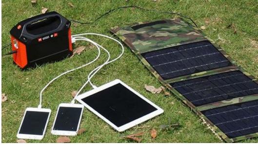 便携式储能产品的测试解决方案