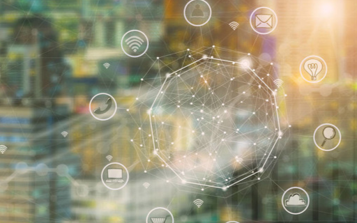 分析物联网传感器组建智能电网三个层面构成