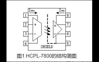 HCPL-7800隔離運放的功能特點及典型應用分析