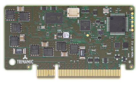 Maxim推出Trinamic嵌入式運動控制模塊,用于驅動大功率工業電機,大幅降低功耗