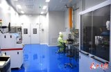 光谷量子企业成功自主研制出首个量子器件——InGaAs/InP单光子雪崩二极管(SPAD)样品