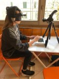 关于研究人员开发出新设备帮助盲人改善恢复视力的办法浅解