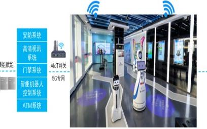 廣和通5G模組賦能智慧銀行營業廳無線聯網