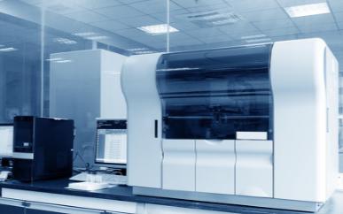 电脑行业可以使用精密光纤激光打标机吗