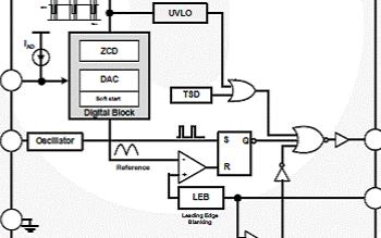 智能LED灯驱动器FL7701的主要特性指标及应用电路