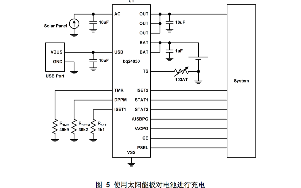 如何使用动态电源路径管理简化太阳能板对电池的充电