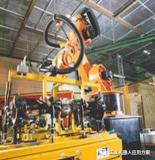 庫卡機器人在寶馬公司汽車組裝中的應用方案