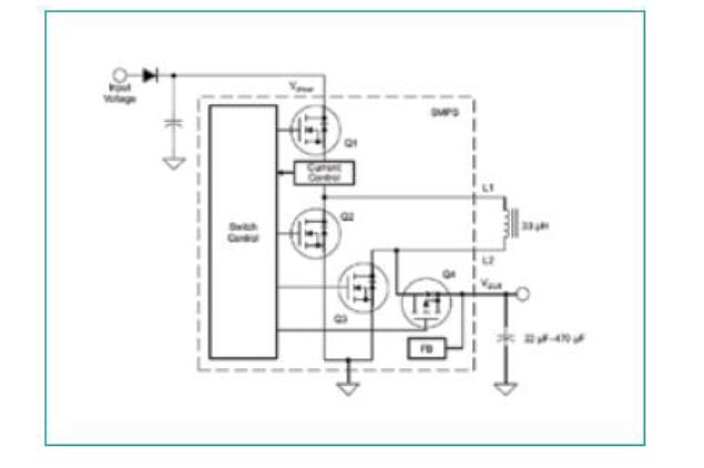 可靠的车载电源管理设计抛负载和冷启动问题的解决方法