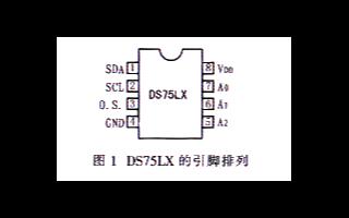 采用DS75LX与P单片机实现硬件接口的应用设计