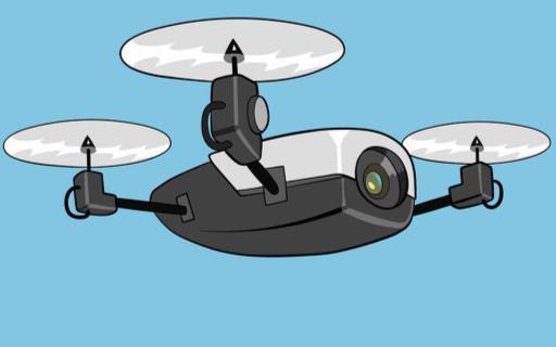 碳纖維復合材料在無人機上的應用大幅度增加