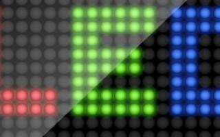小間距全彩LED顯示屏的優點介紹
