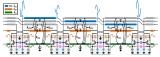 罗讯教授团队发表了在多核阵列振荡器和功率放大器研究领域的两项成果