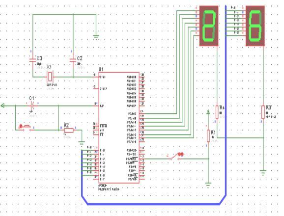 C51控制步进电机程序设计