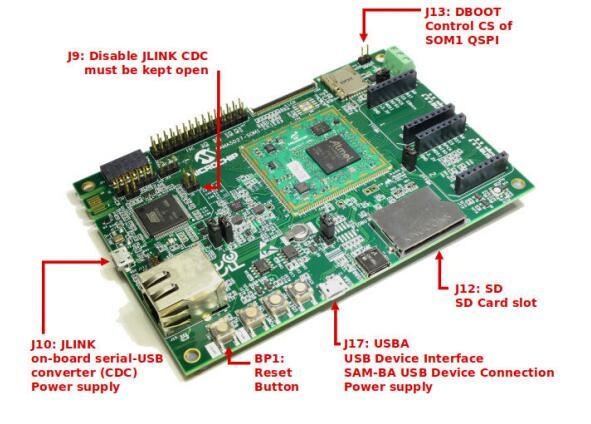 如何在Linux下使用SAMA5D2 I2C