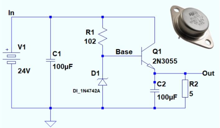 關于BJT的電源仿真設計解決方案
