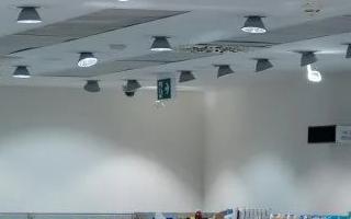 dm是斯洛伐克首家安装UV-C紫外线消毒灯具的零售商店