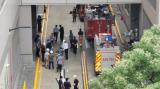 台积电新竹总部12B厂出现火警事件
